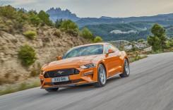 Ford Mustang facelift vine în Europa cu 450 CP și cutie automată cu 10 trepte