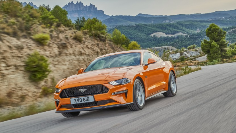 Ford Mustang Facelift Europa (11)