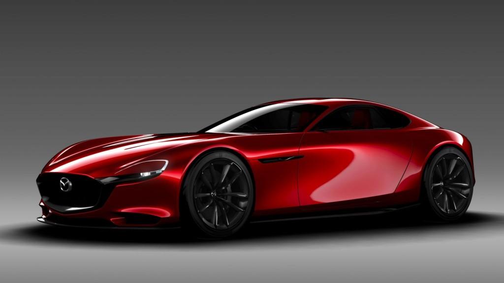 Mazda electrica RX Vision