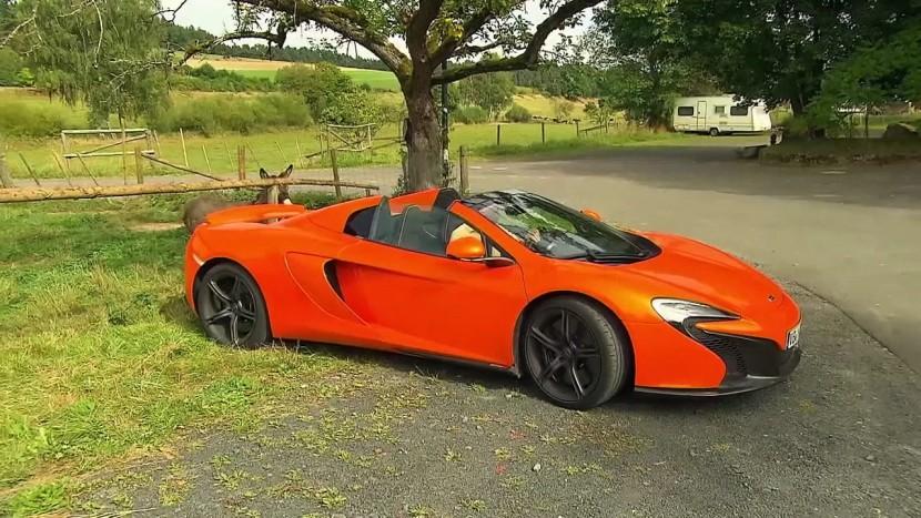 McLaren ros de magar