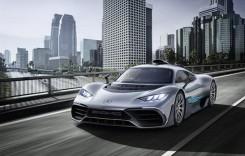 PREMIERĂ MONDIALĂ. Așa arată cea mai periculoasă bestie eliberată vreodată de Mercedes – Mercedes-AMG Project ONE
