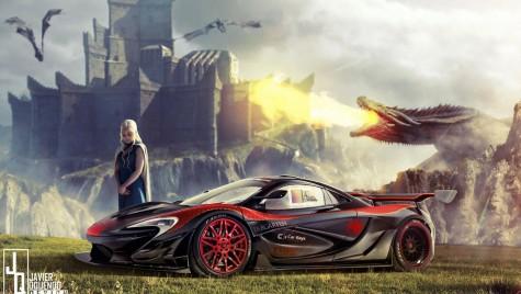 Ce mașini ar conduce personajele din Game of Thrones?