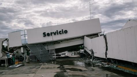 Uzinele Volkswagen, Audi și Nissan din Mexic au întrerupt producția după cutremur