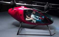 Prima dronă pentru pasageri a bifat primul succes