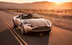 Așa arată Aston Martin DB11 Volante – Sexy și rău, cu motor AMG V8