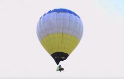 Prima mașină zburătoare din lume a decolat