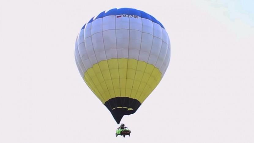 Balon mașina zburatoare 2