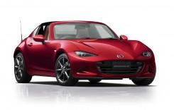 Mazda MX-5 cu acoperiș nou, jante noi, piele Nappa și insonorizare mai bună