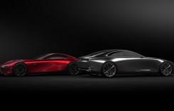 Mazda KAI CONCEPT și VISION COUPE – Revoluția designului