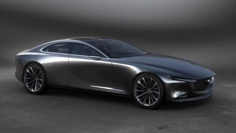 Mazda VISION COUPE este cel mai frumos concept al anului