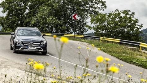 Test drive Mercedes-Benz E-Class All-Terrain – Când vrei să te muți