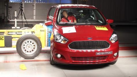 Ford Ka a primit ZERO stele la testele de impact din America de Sud