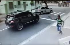 Fotbalistul brazilian Jefferson a rămas fără mașină! Amenințat cu arma și jefuit în plină zi în Rio de Janeiro!