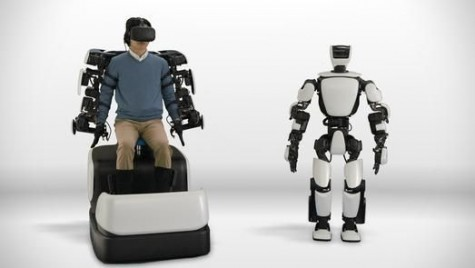 Robotul umanoid de la Toyota îți poate imita mișcările