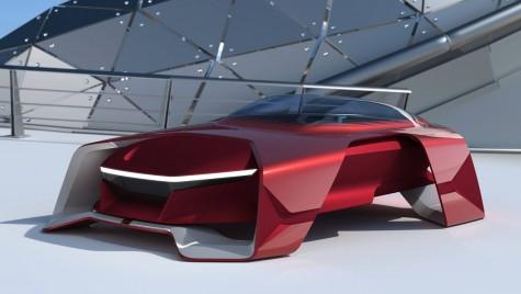 O tânără designer pregătește revoluția Dacia – Așa va arăta Dacia EF-Vision 2050