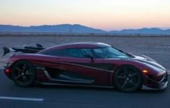 Koenigsegg Agera RS este cea mai rapidă mașină de serie din lume. Ajunge la 457 km/h!