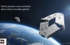 Renault luptă în Războiul Stelelor – Producătorul francez este partener oficial STAR WARS