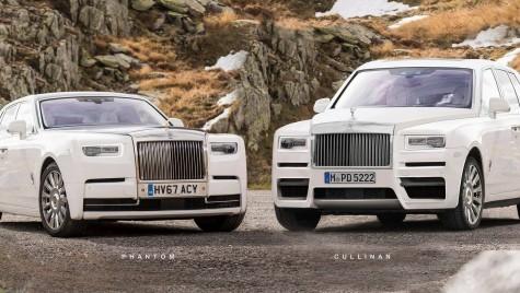 Așa va arăta primul SUV Rolls-Royce din istorie, Cullinan. Frumos sau urât?