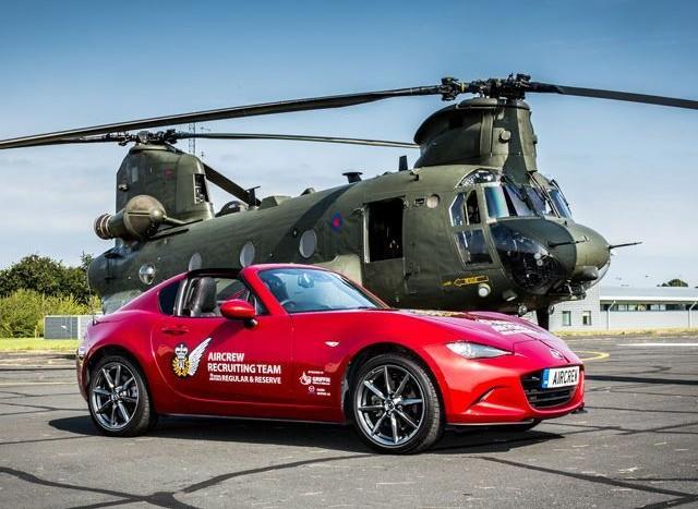 Mazda MX-5 RAF