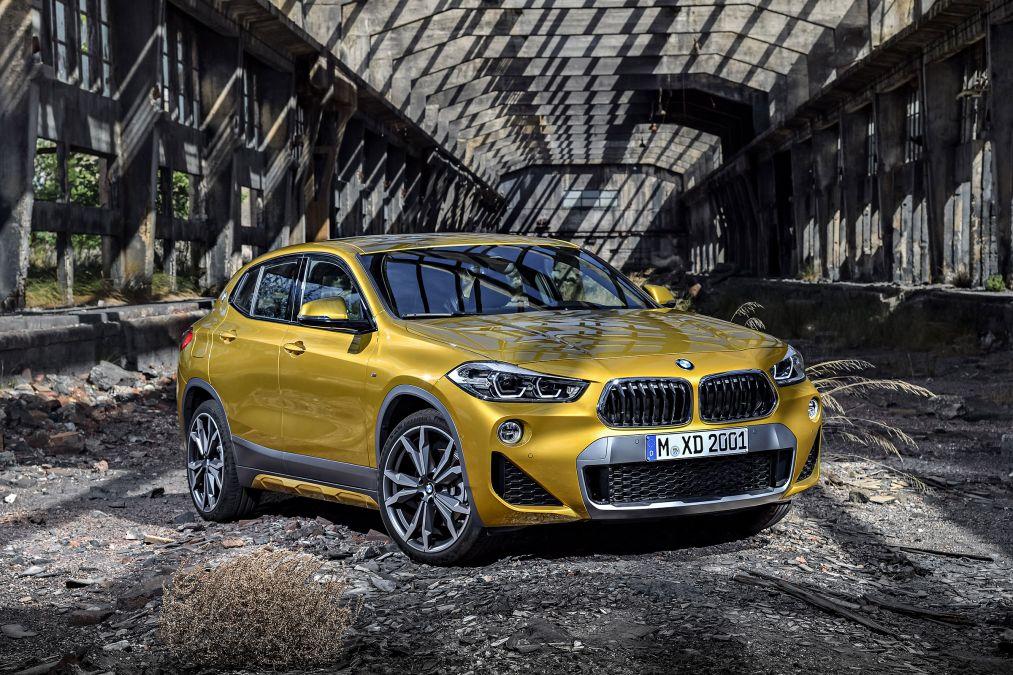 BMW X2 reclama