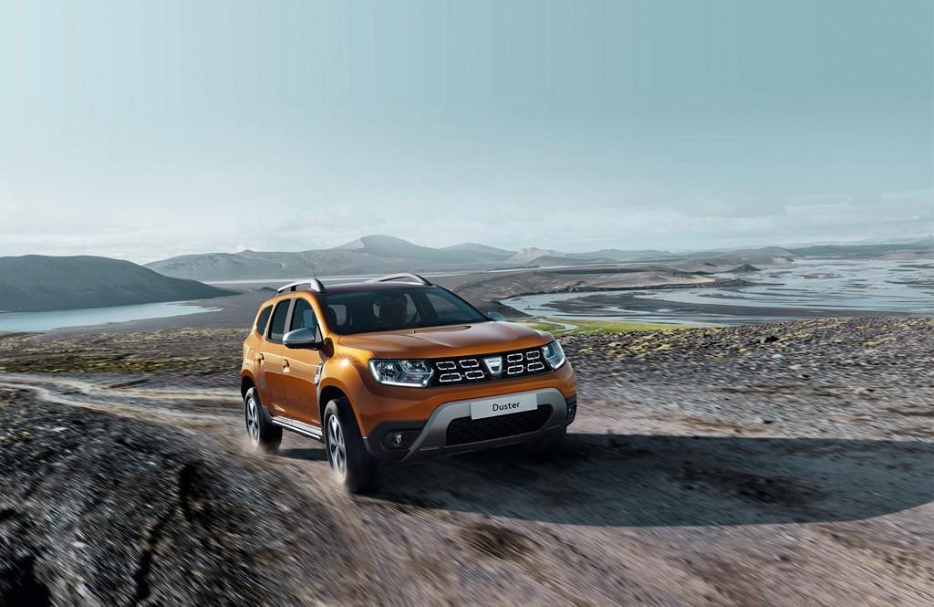 Dacia Duster reclamă