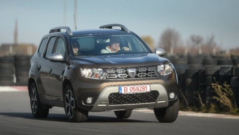 Dacia Duster este Mașina Anului 2018 în România