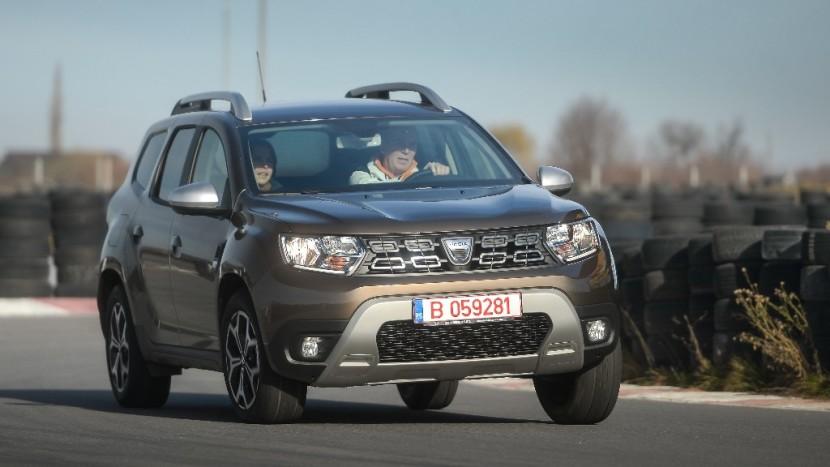 Dacia Duster Mașina Anului