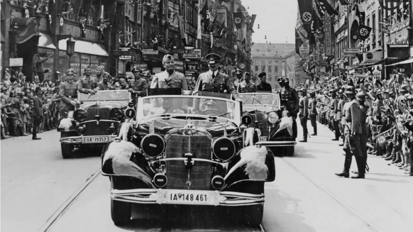 Hitler Mercedes (4)