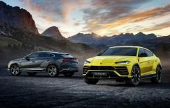 Sexy și rău. Lamborghini lansează primul super SUV al lumii, Urus