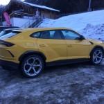Lamborghini Urus pe strada (4)