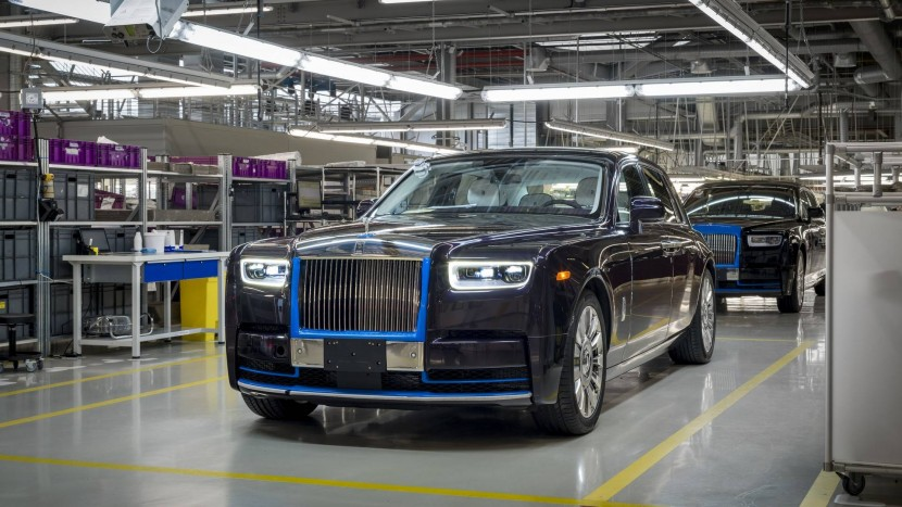 Rolls-Royce Phantom 2018 (4)