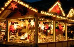 Restricții de circulație în zona în care e amplasat Târgul de Crăciun