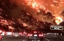 Autostrada spre iad – Așa s-au dus locuitorii din Los Angeles la birou zilele acestea