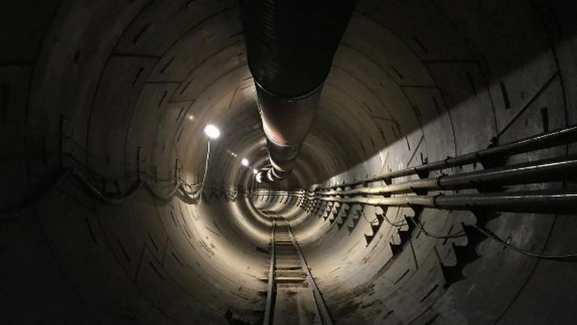 tunel traficul