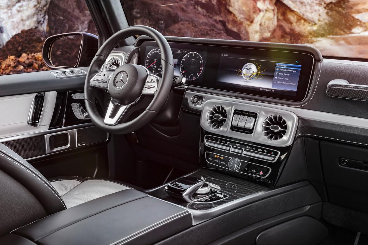Mercedes-Benz-G-Class 2019
