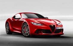 Pentru alfiștii vitezomani – Alfa Romeo 6C este super-proiectul italienilor