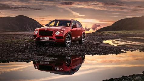 Bentley Bentayga, unul dintre SUV-urile ultra-luxoase ale lumii, acum mai accesibil, cu motor V8