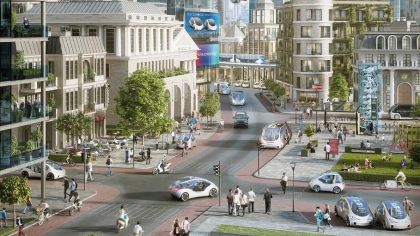 Bosch soluții urbane (3)