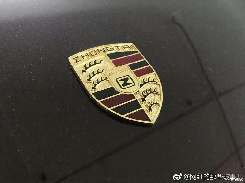 Porsche Cayenne Zotye 2