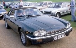 Jaguar-ul condus de Prințesa Diana va fi expus la Classic Car Show din Londra