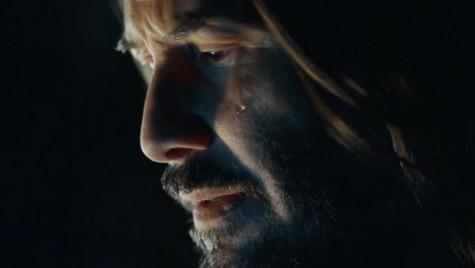 Keanu Reeves în lacrimi în reclama la propria companie moto