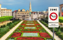 Bruxelles interzice accesul mașinilor vechi și poluante în oraș
