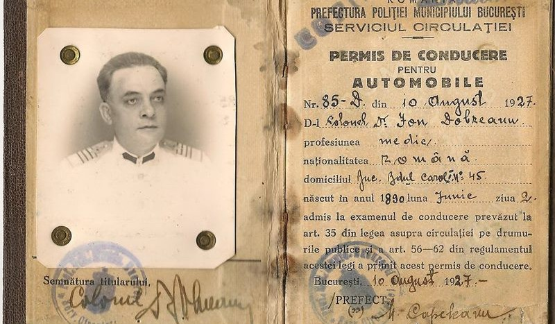 10 curiozități despre permisul de conducere