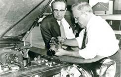 Ralph Teetor și invenția care a schimbat viața șoferilor