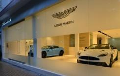 Showroom-ul Aston Martin din Otopeni va fi inaugurat în curând