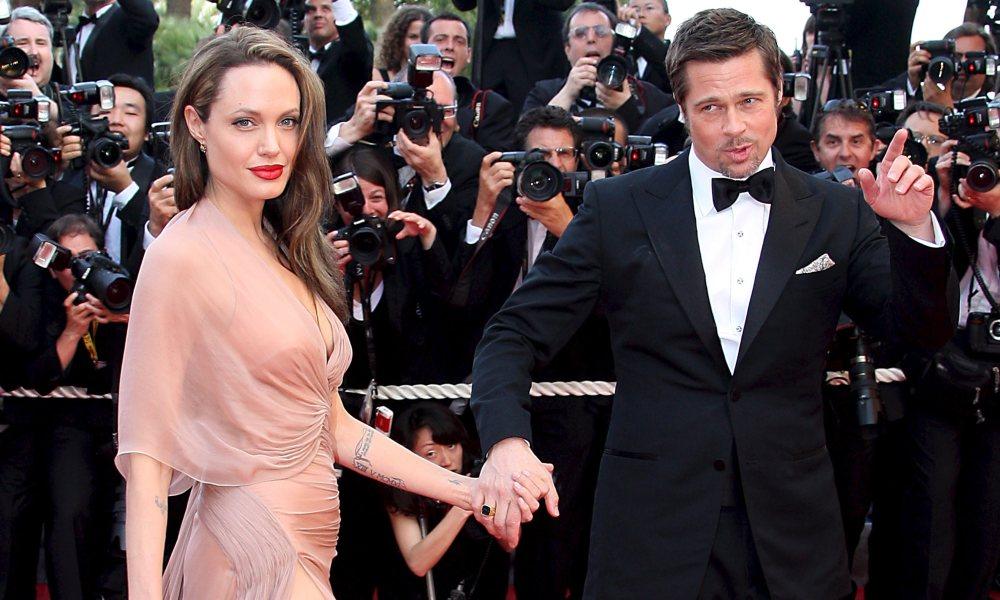 Brad Pitt Angelina Elon Musk