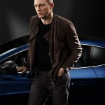 Aston Martin 2 James Bond Daniel Craig