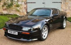 It's Still Standing – Aston Martin-ul din '97 al lui Elton John este scos la licitație
