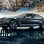 Jennifer Lawrence BMW Seria 7 Red Sparrow (7)