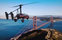 Prima mașină zburătoare vine la Geneva în versiune de serie